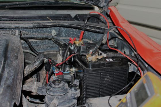 car battery repair and services